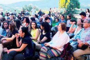 Δροσερά βραδάκια  στο «θερινό σινεμά» του πάρκου