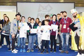Διάκριση των Ομάδων Ρομποτικής της Δημόσιας Βιβλιοθήκης της Βέροιας, στο διαγωνισμό ρομποτικής First Lego League