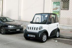 Εύκολο και στην οδήγηση και στο παρκάρισμα