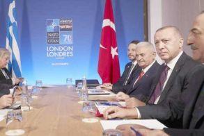 Μητσοτάκης για συνάντηση με Ερντογάν:   Καταγράφηκαν οι διαφωνίες αλλά με καλή διάθεση, εκατέρωθεν, μπορούν να ξεπεραστούν