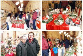 Τριήμερο χριστουγεννιάτικο παζάρι  του ΚΕΜΑΕΔ στο Δημαρχείο
