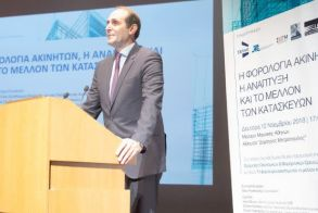 ΑΠ. ΒΕΣΥΡΟΠΟΥΛΟΣ: «Η ενίσχυση της αγοράς ακινήτων,  της επιχειρηματικότητας και η προσέλκυση επενδυτικών κεφαλαίων, είναι το μεγάλο στοίχημα για τη δημιουργική Ελλάδα του αύριο»