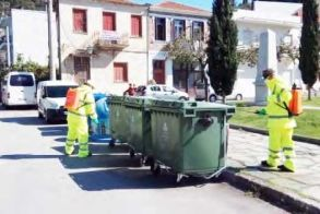 «Επίδομα κορωνοϊού» για εργαζόμενους στους δήμους