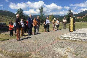 Την Ημέρα Εθνικής Μνήμης τίμησαν   οι Ξηρολιβαδιώτες