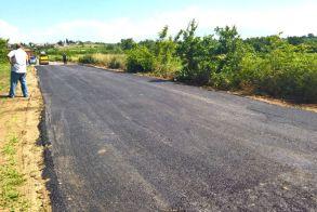 Αποκαταστάθηκε το προβληματικό τμήμα του δρόμου Στράντζα-Μαρίνα