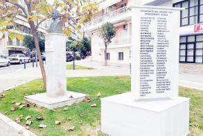 «Τελευταία ευκαιρία» για την νέα λίστα των Μακεδονομάχων στο μνημείο των Αγ. Αναργύρων