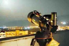 Ένα ολοκαίνουργιο τηλεσκόπιο στη Δημόσια Βιβλιοθήκη Βέροιας