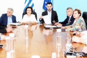 Διπλασιάζονται οι αυτοτελείς πόροι των Περιφερειών για επενδύσεις, από 32 εκατ. σε 64 εκατ. ευρώ