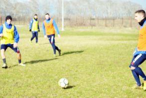 Προετοιμασία της Νάουσας για τον εντός έδρας αγώνα με τον Λαγκαδά