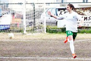 Στην εθνική κορασίδων ενόψει ευρωπαϊκού πρωταθλήματος η Ολίνα Μπαξεβάνου