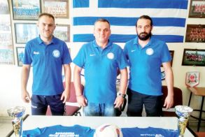 Ανακοίνωσε προπονητές η Ακαδημία Μέγας Αλέξανδρος Αγίας Μαρίνας