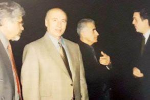 Τα συγκινητικά μηνύματα για τον Γιώργο Γαλανομάτη Το ευχαριστήριο από τον γιο του Βίλυ Γαλανομάτη