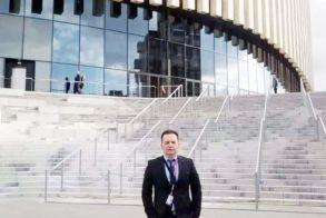 Ο Μιχάλης Τζαφερόπουλος «σφύριξε» στη Δανία για το Πανευρωπαϊκό Ανδρών Χαντμπολ