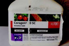 Δ/ΝΣΗ ΑΓΡ. ΟΙΚΟΝ. & ΚΤΗΝΙΑΤΡΙΚΗΣ ΠΕΛΛΑΣ-  Προσοχή: Διακίνηση πλαστού φυτοφαρμάκου   με την επωνυμία «CORAGEN 20SC»