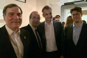 Στέλιος Θεοδουλίδης, Γενικός Δ/ντης VENUS και μέλος Δ.Σ. του ΣΕΒΕ:  Επαφές και ενδιαφέρον από Κινεζικές επιχειρήσεις για εισαγωγή ελληνικών προϊόντων