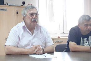 Το πρόγραμμα του «Ευστάθιου   Χωραφά» στην Πατρίδα παρουσίασε χθες ο Αντ. Καγκελίδης, αλλά   ο κορονοϊός αλλάζει τα σχέδια…