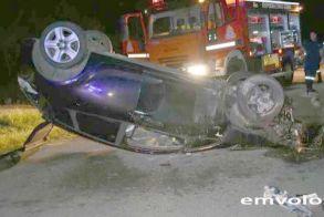 Νεκρός 32χρονος σε τροχαίο, στο δρόμο Λουτρού – Επισκοπής