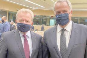 Παρεμβάσεις Βορίδη στο Συμβούλιο Υπουργών Γεωργίας της ΕΕ για μεταρρύθμιση της ΚΑΠ μετά το 2020