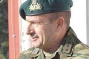 Αναλαμβάνει νέος διοικητής της 1ης Μεραρχίας Βέροιας, ο υποστράτηγος Δ. Βουνίσιος