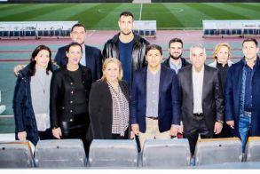 «Ζήσε Αθλητικά», το καινοτόμο πρόγραμμα του Υφυπουργείου Αθλητισμού, που για πρώτη φορά εφαρμόζεται στη χώρα μας Ολυμπιονίκες, Πρωταθλητές, ΕΟΕ, ΕΠΕ, αθλητικοί φορείς, Περιφέρειες και Δήμοι στην Οργανωτική Επιτροπή για την υλοποίησή του