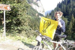 Ταξιδεύοντας 2000 χιλιόμετρα με το ποδήλατο Γιώργος Λυπηρίδης: Από την Παναγία Σουμελά της Βέροιας στην Παναγία Σουμελά της Τουρκίας