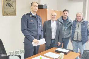Στον Διοικητή της Αστυνομίας   ο Σύλλογος Ζαχαροπλαστών Βέροιας για την πάταξη της «οικιακής ζαχαροπλαστικής»