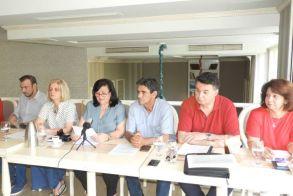 Παρουσιάστηκε χθες το ψηφοδέλτιο του κόμματος στην Ημαθία