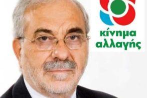 Επιστροφή του Τηλέμαχου Χατζηαθανασίου στο δημοτικό συμβούλιο… ως ΚΙΝΑΛ!