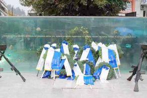Χωρίς παρέλαση και φέτος, η 109η επέτειος απελευθέρωσης της Βέροιας από τους Τούρκους