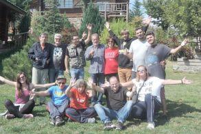 Σαββατοκύριακο στο  Σφένδαμο   πέρασαν τα παιδιά από το ΥΦΑΔΙ