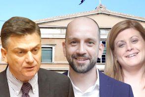 Yφυπουργός Μεταναστευτικής πολιτικής  ο Άγγελος Τόλκας στη νέα σύνθεση της Κυβέρνησης