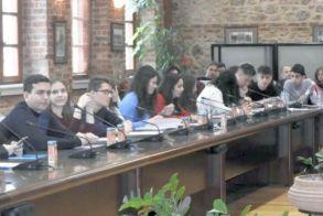 Συνεδριάζει την Παρασκευή  το Δημοτικό Συμβούλιο  Εφήβων Βέροιας