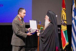 Τιμή στους αγώνες των Ενόπλων Δυνάμεων από την Ι Μεραρχία Πεζικού