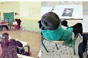 Βιωματικό εργαστήριο για τον   σχολικό εκφοβισμό στο Κέντρο   Κοινότητας του Δήμου Αλεξάνδρειας   -Σε συνεργασία με το Παράρτημα Ρομά   στο Δημοτικό Σχολείο Λιανοβεργίου