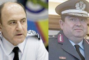 Παρατείνεται η θητεία των Αρχηγών Αεροπορίας και Αστυνομίας
