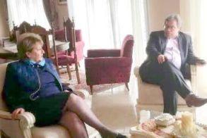 Επίσκεψη του Αντ. Μαρκούλη στο Γηροκομείο Βέροιας