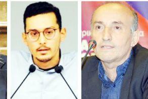 Σήμερα ζωντανά στο στούντιο του ΑΚΟΥ 99,6,  η υφυπουργός Κατερίνα Παπακώστα, ο Στέργιος Καλπάκης και ο Βασίλης Κωνσταντινόπουλος