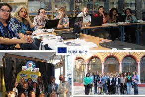 Το 5ο Γυμνάσιο Βέροιας στην Ισπανία και τη Γερμανία - Στα πλαίσια του προγράμματος Erasmus+