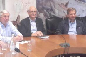Παρέμβαση του Προέδρου   της ΠΟΕ-ΔΕΥΑ Π. Δραγκόλα ζήτησε Δήμαρχος Λαρισαίων