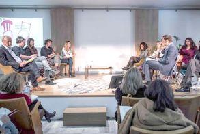«Πολιτισμός 2030» Συνάντηση στην Ελευσίνα