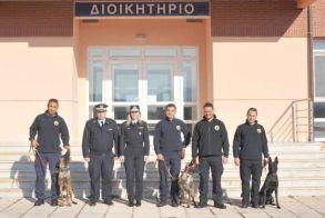 Απονομή πιστοποιητικών σπουδών από την   Αστυνομική Ακαδημία Βέροιας σε τρείς Αστυνομικούς