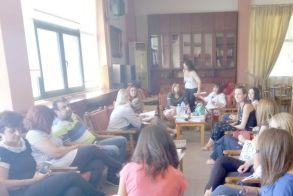 Δικτύωση κοινωνικών φορέων - Το Κέντρο Συμβουλευτικής  του Δήμου Βέροιας συναντήθηκε  με φορείς της Αλεξάνδρειας