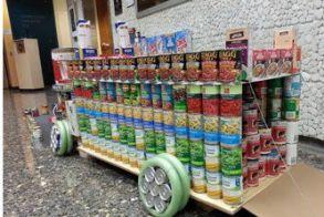 Δράσεις αλληλεγγύης στην Αλεξάνδρεια με συγκέντρωση τροφίμων