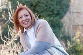 """Κωνσταντία (Ντίνα) Παπαδοπούλου  Υποψήφια δημοτική σύμβουλος   με τον συνδυασμό   """"δράση με γνώση"""" του Κ. Βοργιαζίδη"""