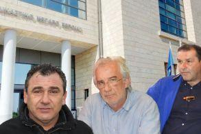 Ανακοίνωση - κάλεσμα του Αγροτικού Συλλόγου Βέροιας για τη νέα δίκη  των μελών του Προεδρείου τους