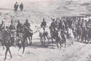 Στην παρέλαση η Εύξεινος Λέσχη Βέροιας  τιμώντας  τους  προγόνους