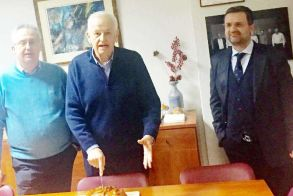 Συνταξιοδοτείται και αποχαιρετά  τον Ιατρικό Σύλλογο ο Τάσος Βασιάδης
