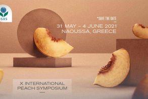Στη Νάουσα το 2021 το 10ο Παγκόσμιο   Επιστημονικό Συνέδριο Ροδακινιάς