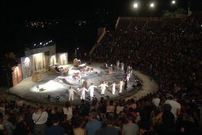 Πρόγραμμα εκδηλώσεων στο θέατρο Άλσους της Βέροιας για Ιούλιο, Αύγουστο και Σεπτέμβριο