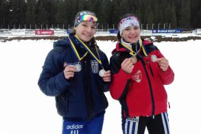 Τρία αργυρά και ένα χάλκινο για τις αθλήτριες του ΕΟΣ Νάουσας σε διεθνείς αγώνες στη Βοσνία